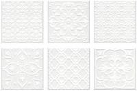 Керамическая плитка Kerama Marazzi Суррей белый 20х20