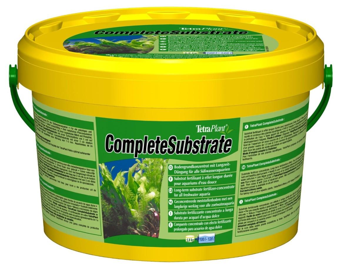 Tetra Plant Substrate (5кг) - концентрат грунта для аквариума с эффектом удобрения - Интернет-магазин «Моё дело» в Харькове