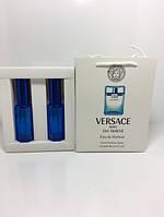 Мужская парфюмированная вода Versace Man Eau Fraiche в подарочной упаковке 2х20 ml RHA