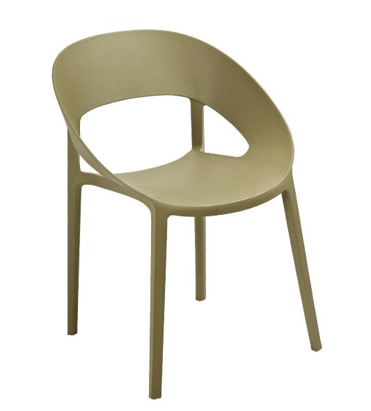 "Кресло ""Шелл"" (ПЛ зеленый чай)"