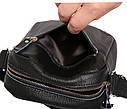 Великолепная мужская сумка из натуральной кожи 300159, фото 7