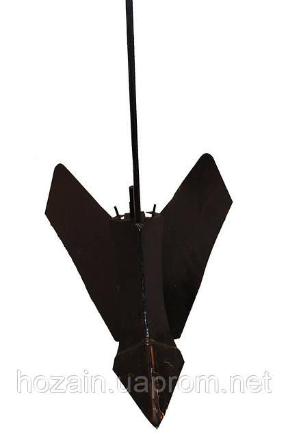 Окучник універсальний «Стріла -1»