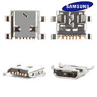 Коннектор зарядки для Samsung Galaxy Ace 2 i8160, оригинал