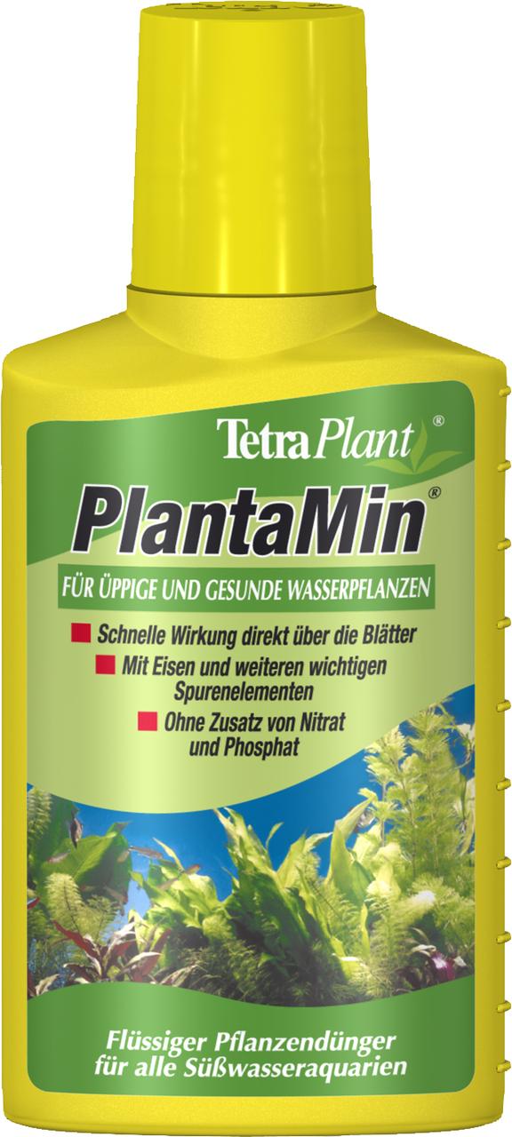 Tetra PLANTAMIN 500ml - удобрение для аквариумных растений с железом (на 1000 л) - Интернет-магазин «Моё дело» в Харькове