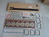 Верхний комплект прокладок  на погрузчик O&K L25.5 Cummins 6BTA5.9-C