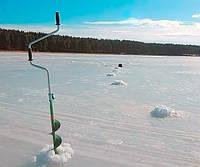 Выбор ледобура для зимней рыбалки