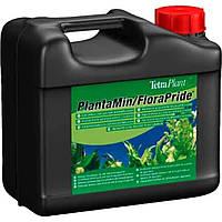 Tetra PLANTAMIN 5L - удобрение для аквариумных растений   железом (на 10000 л)