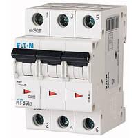 Автоматический выключатель Eaton (Moeller) PL6-C50/3 (286606)
