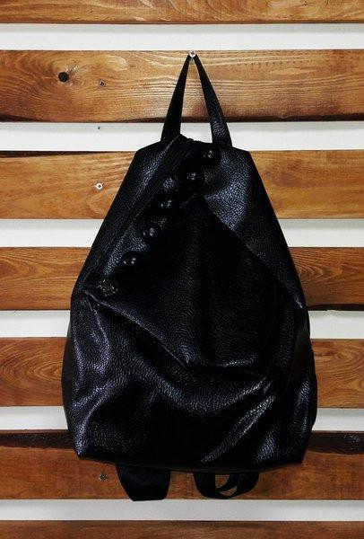 женский рюкзак пуговки