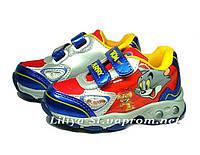 Кроссовки Disney - Tom & Jerry р. 25 стелька 15,2см