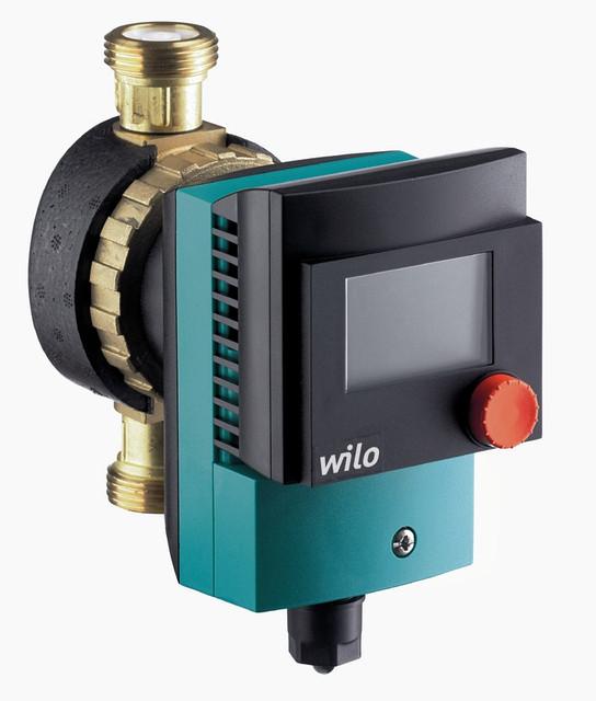 Насосы Wilo для горячего водоснабжения