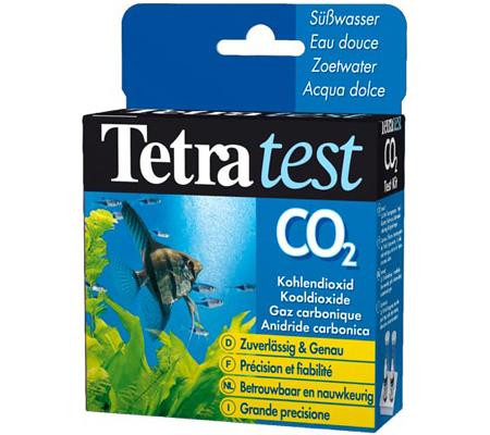 Tetra Test CO2 - тест на содержание углекислого газа (CO2) - Интернет-магазин «Моё дело» в Харькове