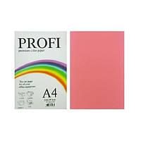 Бумага цветная PROFI А4. 80г (100л) Cyber Pink N 342 (неон розов)