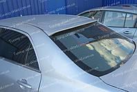 Спойлер на стекло Toyota Corolla X E150 (спойлер заднего стекла Тойота Королла 10 Е150)