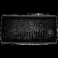 Кошелек женский Chanel (кожа), 118-BLACK Черный, размер 19*10*2,5