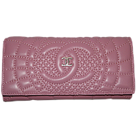 Кошелек женский Chanel (кожа), 164-3-PINK