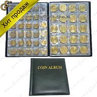 Покупка альбома для монет серебряная монета с гагариным