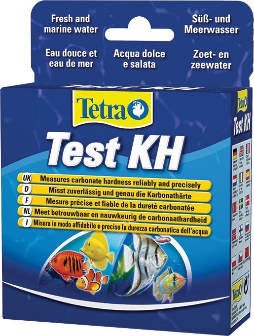 Tetra Test KH 10ml - тест для аквариумной воды - Интернет-магазин «Моё дело» в Харькове