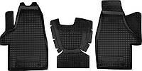 Полиуретановые коврики для Volkswagen T5 (Multivan 1+1) 2010-2015 (AVTO-GUMM)