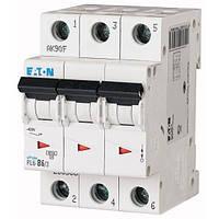 Автоматический выключатель Eaton (Moeller) PL4-C6/3 (293158)