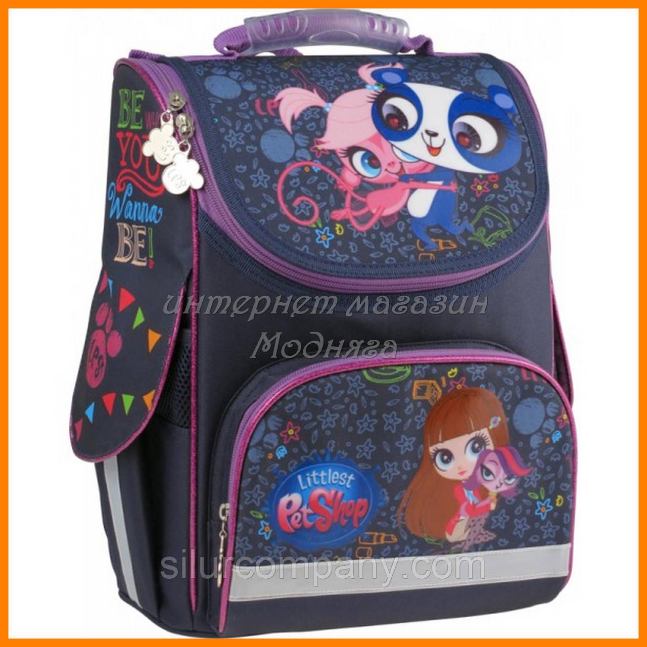 7c1b18052c73 Детские портфели Пет Шоп | Рюкзак KITE Pet Shop 501-2: продажа, цена ...