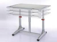 Комплект мебели для школьника парта КД338 +стул Ку-618, фото 1