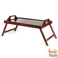 Столик для завтрака в кровать UFT Red Wood