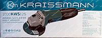 Болгарка KRAISSMANN 1000KWS125 (под макиту)