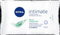 Салфетки для интимной гигиены NIVEA MILD COMFORT 20 шт.
