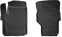 Полиуретановые передние коврики для Volkswagen Amarok 2010- (AVTO-GUMM)