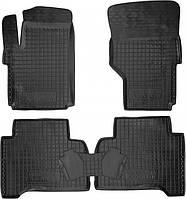 Полиуретановые коврики для Volkswagen Amarok 2010- (AVTO-GUMM)