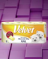 Туалетная бумага VELVET-PAPXXL_Y