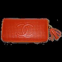 Кошелек женский Chanel (кожа), 60017-ORANGE