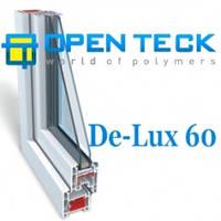 Металлопластиковые окна и двери из профиля Opentek (Опентек), производства Украины