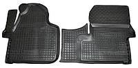 Полиуретановые передние коврики для Mercedes Sprinter II (W906) 2007- (AVTO-GUMM)