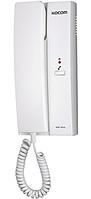 Доп. аудиотрубка  KDP-602G  WHITE