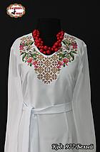 Жіноча вишиванка сукня Неперевершена Лілія, фото 2