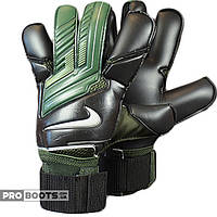Вратарские перчатки Nike GK Vapor Grip3 FG Promo Black Green