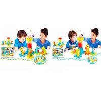 """Детская игра- конструктор """"Счастливый мир"""" 663-665"""