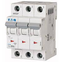 Автоматический выключатель Eaton (Moeller) PL6-C16/3