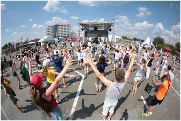 Пост релиз: Фестиваль Subaru Family Party 2016! -1