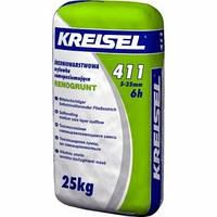 Смесь для выравнивания пола 5-35 мм Kreisel 411 25 кг