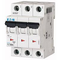 Автоматический выключатель Eaton (Moeller) PL6-C20/3