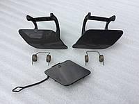 Заглушка омывателя переднего бампера BMW 7 F01 рестайл левая сторона