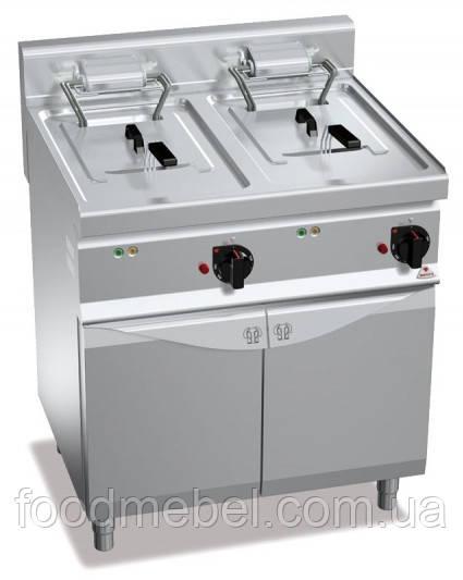 Фритюрница электрическая Bertos E7F18-8M профессиональная