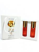 Женская парфюмированная вода Lady Million Paco Rabanne в подарочной упаковке 2х20 ml RHA