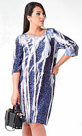 Платья женские большие размеры
