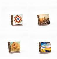 Шкатулка- книга  на магніті з декором фанера