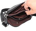Мужская кожаная сумка через плечо 300137, фото 8