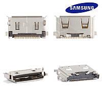 Коннектор зарядки для Samsung E1125 / E1150, оригинал